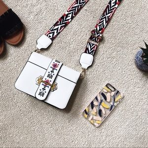 Handbags - 🕊Enlighten Me | Leather Messenger Crossbody